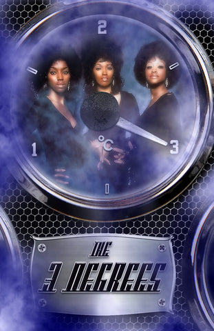 "The 3 Degrees ""Tribute"" D-1"