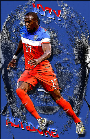"Jozy Altidore ""USA"" D-1"