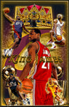 "LeBron James ""King James"" D-1 (Print)"