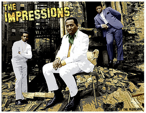 "The Impressions ""Tribute"" D-1"