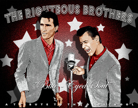 "The Righteous Brothers ""Blue Eyed Soul"" D-1"