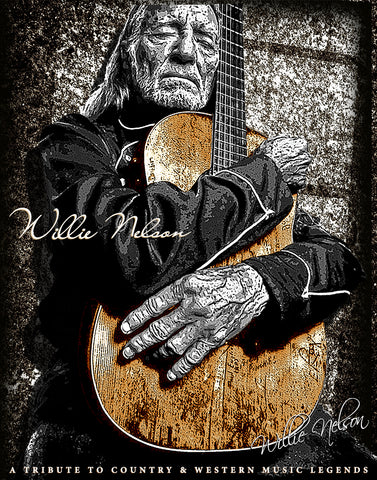"Willie Nelson ""Tribute"" D-1"