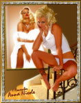 "Anna Nicole-Smith ""I Remember Anna Nicole""  D-1 (Print)"