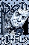 "Don Rickles ""Tribute""  D-1 (Print)"