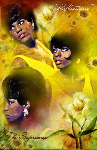"The Supremes ""Reflections"" D-1"