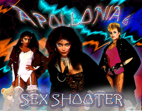 "Apollonia 6 ""Sex Shooter"" D-1"