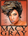 "Macy Gray ""Tribute""  D-1"