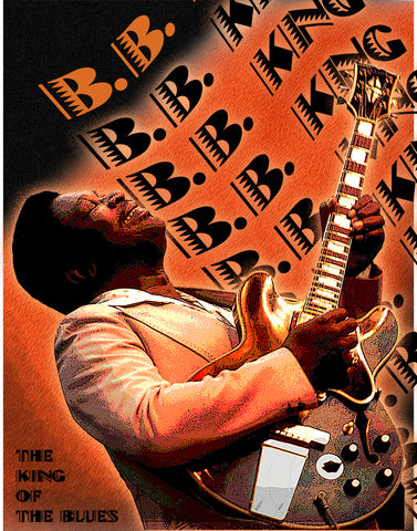 "B.B. King ""Tribute"" D-2"