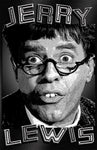 "Jerry Lewis ""Nutty Professer Tribute""  D-2 (Print)"