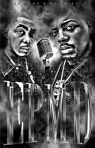"EPMD ""You Gots To Chill""  D-1"