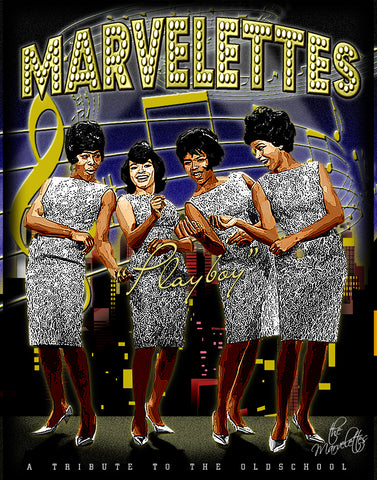"The Marvelettes ""Playboy"" D-2"