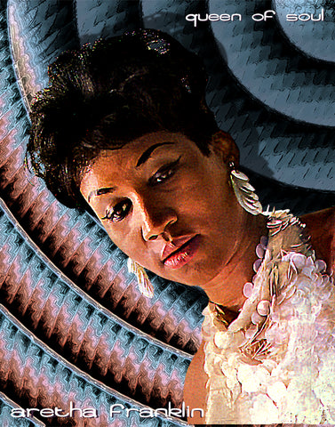 "Aretha Franklin ""Respect"" D-2"