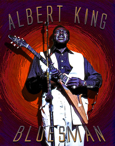 "Albert King ""Bluesman"" D-3"
