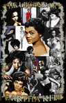 "Eartha Kitt ""Collage"" D-3B (Print)"