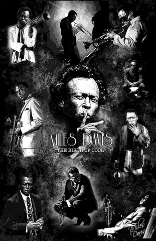 "Miles Davis ""The Birth Of Cool"" D-51"