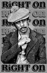"Richard Pryor ""Right On""  D-7 (Print)"