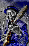 "Muddy Waters ""The Blues....""  D-7"