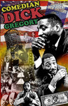 "Dick Gregory ""Collage"" D-1 (Print)"