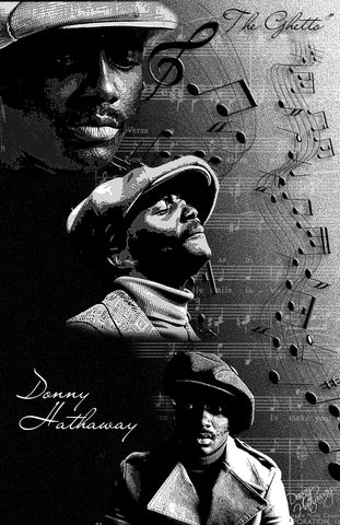 "Donny Hathaway ""The Ghetto"" D-4"