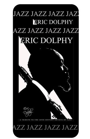 "Eric Dolphy ""Jazz"" D-1"
