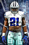 "Ezekiel Elliot ""The Man""   D-1"