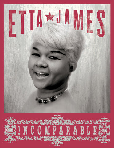"Etta James ""Incomparable"" D-2"