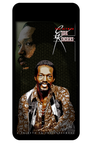 "Eddie Kendricks ""The Hitman"" D-3"