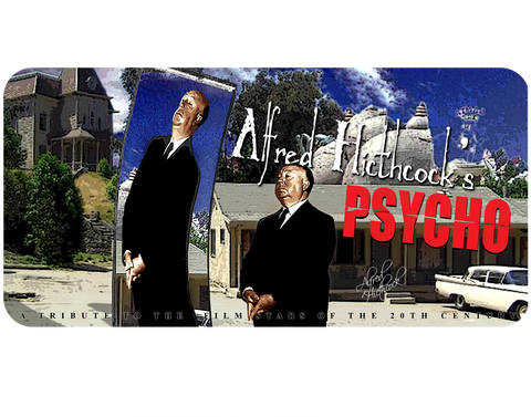 "Alfred Hitchcock ""Psycho"" D-1"