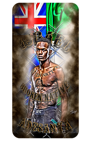 "Israel Adesanya ""Broken Native"" D-2"