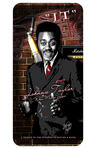 "Johnny Taylor ""Who's Making Love"" D-3"