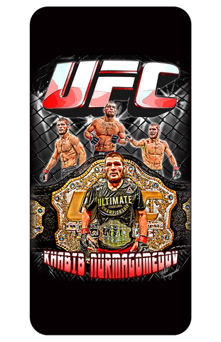 "Khabib Nurmagomedov ""The Ultimate"" D-1"