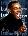 "Luther Vandross ""Tribute"" D-4"