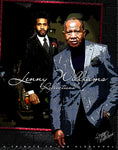 "Lenny Williams ""Reflection"" D-3"