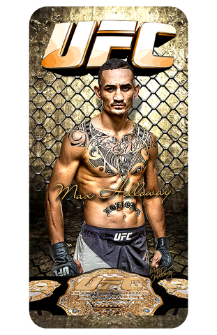 "Max Holloway ""Tribute"" D-1"