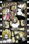 "Madonna ""Collage"" D-4 (Print)"