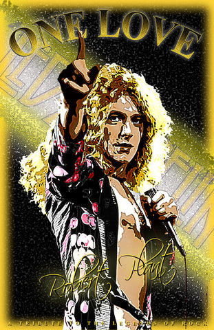 "Robert Plant ""One Love"" D-1"