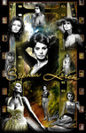 "Sophia Loren ""Collage"" D-3 (Print)"