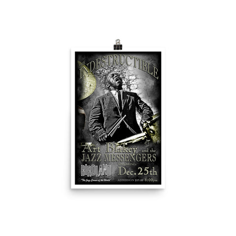 "Art Blakey & Jazz Messengers ""Poster"" D-5"