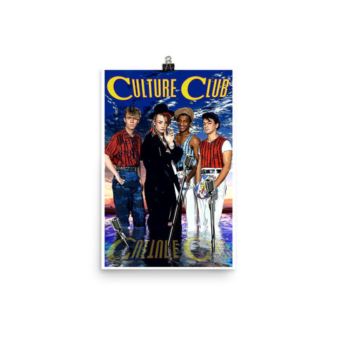 "Culture Club ""Nee Deep"" D-1"