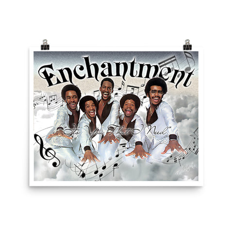 "Enchantment ""It's You That I Need"" D-1"