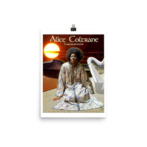 "Alice Coltrane ""Tribute D-1"