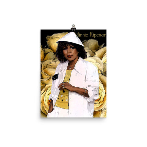 "Minnie Riperton ""Flowers"" D-1b"