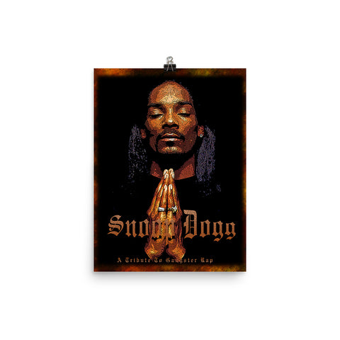 "Snoop Dogg ""The Godfather"" D-4A"