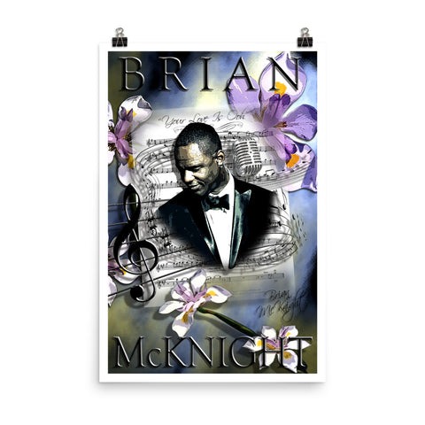 "Brian McKnight ""Your Love Is Ooh"" D-1"