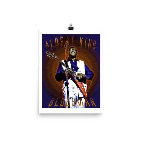 "Albert King ""Bluesman"" D-2"