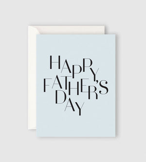 Father Rabbit Stationery - Deco Happy Father's Day