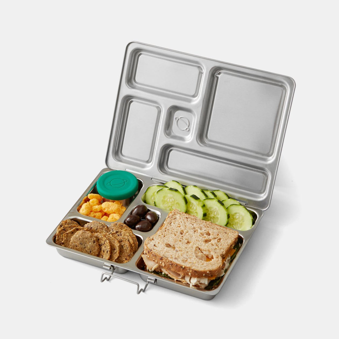 PlanetBox Stainless Steel Lunchbox Rover