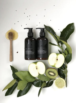 Real World Natural Shampoo & Conditioner