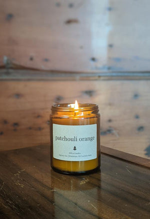 Nola Candle - Patchouli Orange