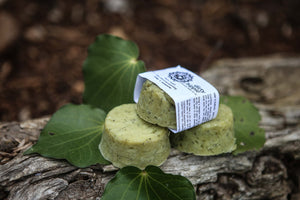 Dirty Hippie Shampoo Bar - Hemp & Kawakawa